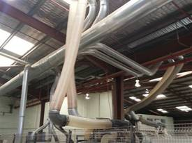Flexible Dust Extraction Hoses - picture0' - Click to enlarge