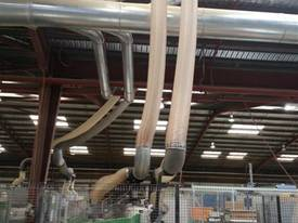 Flexible Dust Extraction Hoses - picture6' - Click to enlarge