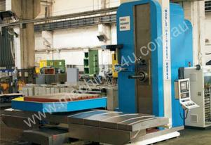 WMW European Horizontal Borer BMT-125 CNC ND