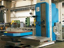 WMW European Horizontal Borer BMT-125 CNC ND - picture0' - Click to enlarge