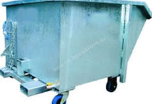 Tip Up Waste Bin 1.50m2