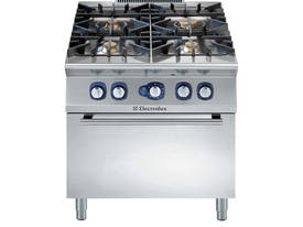 Electrolux 4 Burner Gas Range with Gas Oven