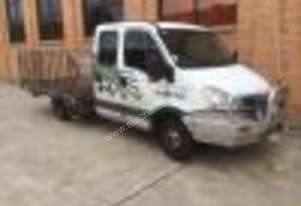 IVECO Daily Dual Cab 7 Seat Truck