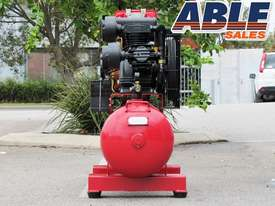 Diesel Air Compressor 11HP 160 Litre 42CFM 145PSI - picture3' - Click to enlarge