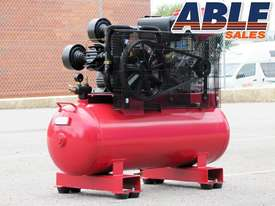 Diesel Air Compressor 11HP 160 Litre 42CFM 145PSI - picture4' - Click to enlarge