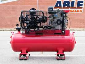 Diesel Air Compressor 11HP 160 Litre 42CFM 145PSI - picture5' - Click to enlarge