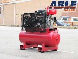 Diesel Air Compressor 11HP 160 Litre 42CFM 145PSI - picture6' - Click to enlarge