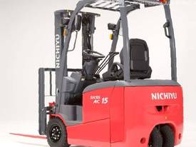 NSW Dealer Nichiyu 3 Wheel Counterbalanced FBT Series - picture3' - Click to enlarge