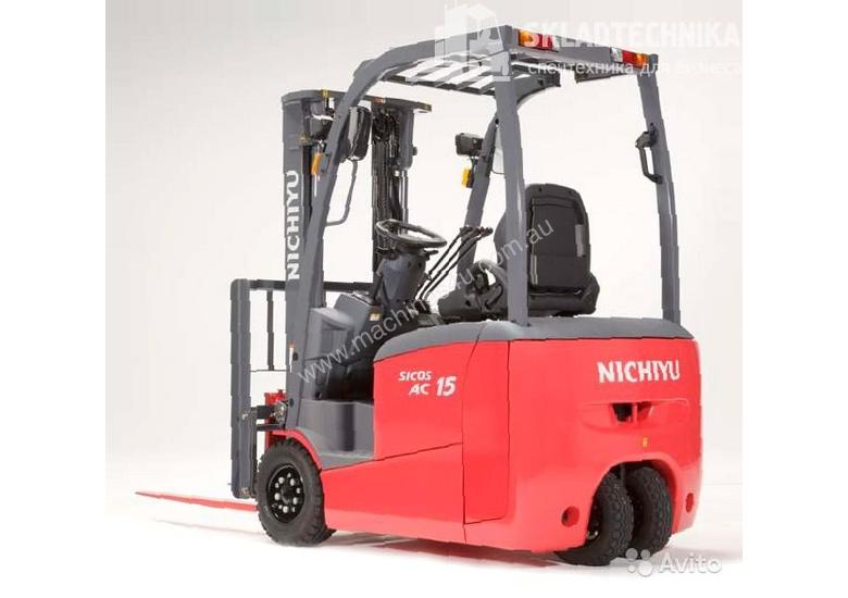 NSW Dealer Nichiyu 3 Wheel Counterbalanced FBT Series
