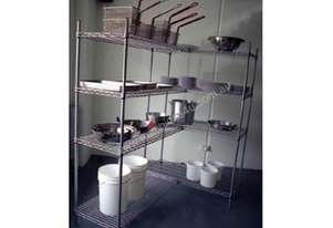 IFM Coolroom Shelving
