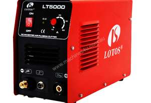 LOTOS LT5000 240 Voltage 50Amp Plasma Cutter