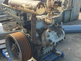 Ammonia Compressor - picture0' - Click to enlarge