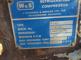 Ammonia Compressor - picture1' - Click to enlarge