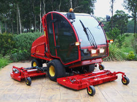 Gianni Ferrari T6 Kubota Out Front Ride On Mower