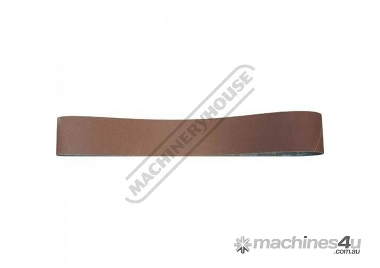 A60408 80G Aluminium Oxide Linishing Belt 1524 x 100mm (60