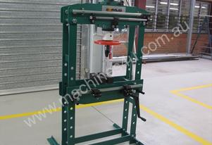 Eximus 15 Tonne Hydraulic Press
