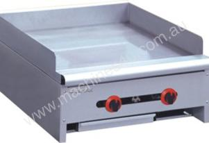 GASMAX COMMERCIAL 2 BURNER LPG GRIDDLE HOT PLATE W