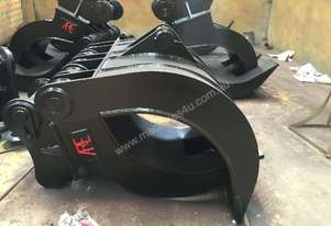 ARE 30 Ton excavator Log Grab Grapple