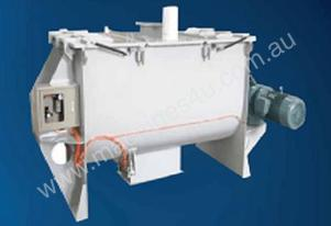 Industrial Mixer: Ribbon Mixer: Liquid/Powders/Gas
