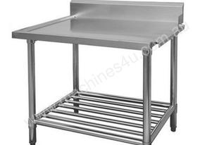 F.E.D. WBBD7-0600R/A Right Outlet Dishwasher Bench