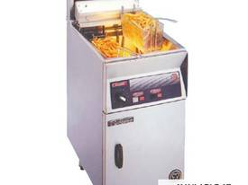 Goldstein FRE-18/1D Single Pan Electric Fryer - picture0' - Click to enlarge