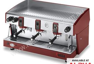 Wega EPU3AT Atlas Standard 3 Group Semi-Automatic Coffee Machine