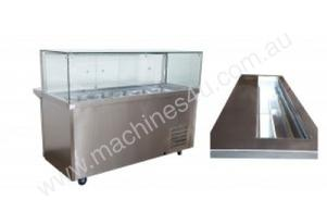 Anvil Aire SBH1800 SANDWICH BAR 2 1/2 DOOR 1800