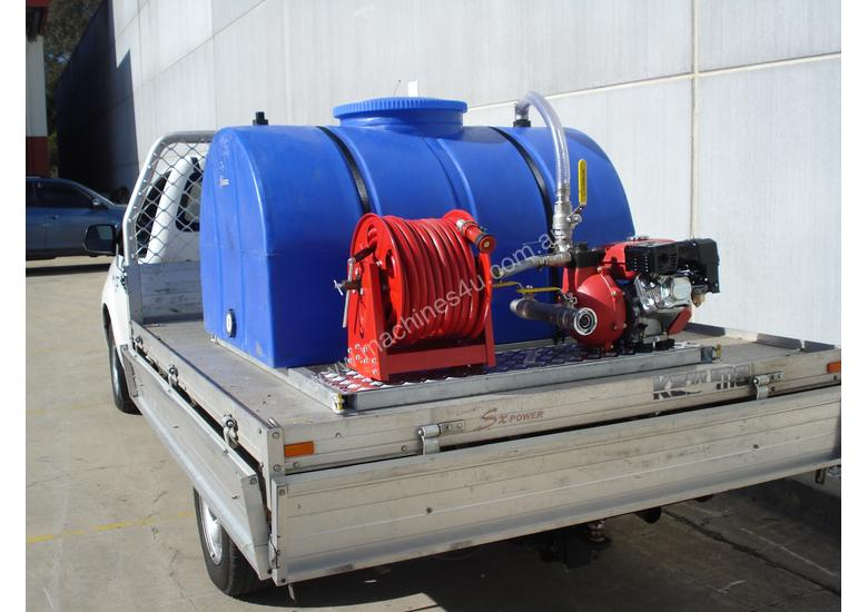 750 LITRE FIRE FIGHTING SKID