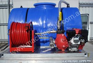 Spot Master 750 LITRE FIRE FIGHTING SKID