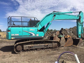 Used Kobelco just listed