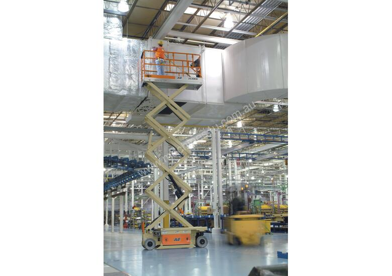 JLG 2032ES Electric Scissor Lifts