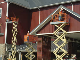 JLG 2032ES Electric Scissor Lifts - picture9' - Click to enlarge
