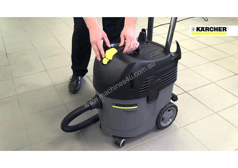 Karcher 35/1 Eco Wet & Dry Vac
