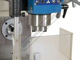 HM-54GV Turret Milling Machine Inverter Variable S - picture7' - Click to enlarge