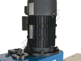 HM-54GV Turret Milling Machine Inverter Variable Speed, Geared Head - Horizontal & Vertical (X) 600m - picture6' - Click to enlarge