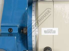 HM-54GV Turret Milling Machine Inverter Variable Speed, Geared Head - Horizontal & Vertical (X) 600m - picture17' - Click to enlarge