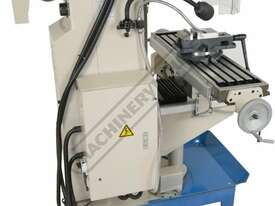 HM-54GV Turret Milling Machine Inverter Variable Speed, Geared Head - Horizontal & Vertical (X) 600m - picture20' - Click to enlarge