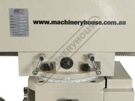 HM-54GV Turret Milling Machine Inverter Variable Speed, Geared Head - Horizontal & Vertical (X) 600m - picture18' - Click to enlarge