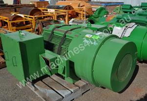 250kw 6 Pole 3300v AC electric motor