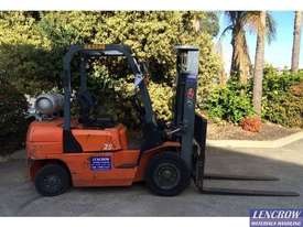 Used 2.5T EP Gas Forklift