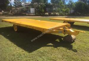UGM GENERAL PURPOSE FLAT TOP TRAILER