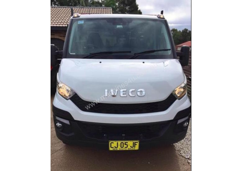 Iveco Daily 50C17 3 Way Tipper