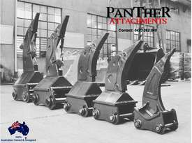 20 - 30 Ton HD Excavator Ripper PANTHER - picture0' - Click to enlarge