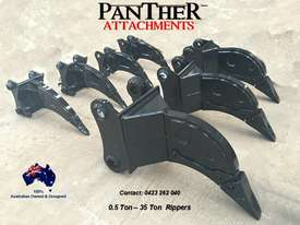 20 - 30 Ton HD Excavator Ripper PANTHER - picture1' - Click to enlarge