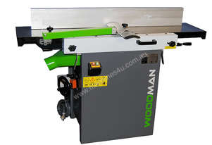 10 inch Woodman Combination Thicknesser / Jointer