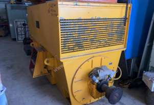 1570 kw 2100 hp 2 pole 6600 v AC Electric Motor