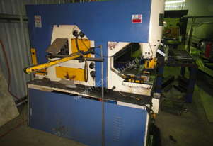 Steelmaster 90 tonne punch and shear