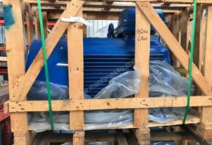 132 kw 175 hp 6 pole 415 v AC Electric Motor
