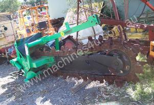 Vermeer tr120 trencher attachment