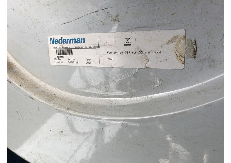 Nederman N 29 Fume Extraction Fan Air Blower